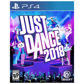 PRE ORDER: PS4 Just Dance 2018