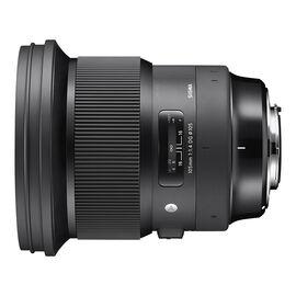 Sigma Art 105mm F1.4 DG HSM Lens for Canon - A105DGHC