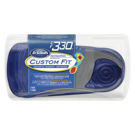 Dr. Scholl's Custom Fit Orthotic Insoles - CF330 - M10/W11.5