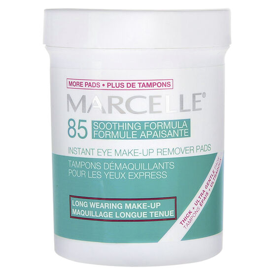 Marcelle Instant Eye Makeup Remover Pads - 85s | London Drugs