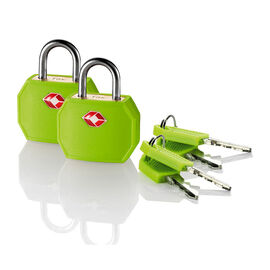Travel Smart Small Padlocks - Assorted