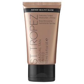 St. Tropez Gradual Tan Everyday Tinted Moisturiser & Primer - 50ml