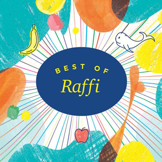 Raffi - The Best of Raffi - CD