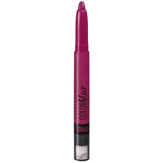 Maybelline Lip Studio Color Blur - My-My Magenta