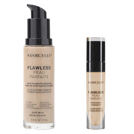 Marcelle Flawless Skin-Fusion Foundation Kit
