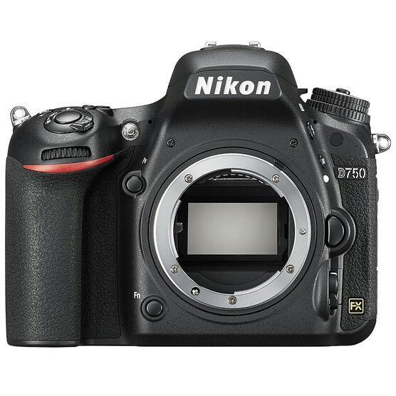 Nikon D750 Camera Body Only - 33710