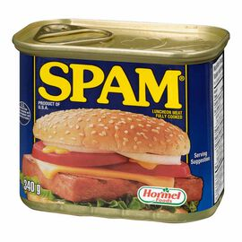Spam Luncheon Meat - 340g