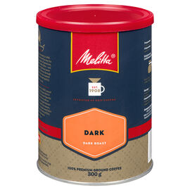 Melitta - Dark Roast - Ground Coffee - 300g