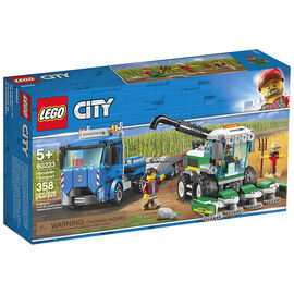 LEGO® City - Harvester Transport - 60223