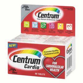 Centrum Cardio - 50's