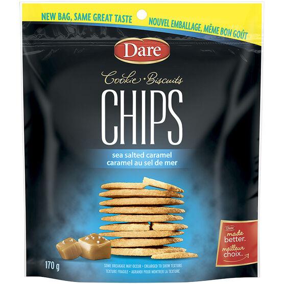 Dare Cookies - Sea Salted Caramel - 170g