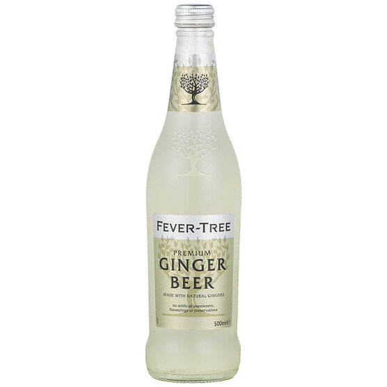 Fever Tree Beverage - Ginger Beer - 500ml
