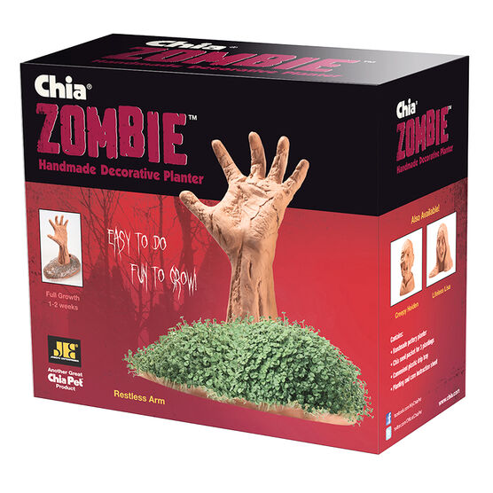 Chia Pet - Zombie Restless Arm - CP128-01