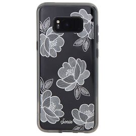 Sonix Clear Coat Case for Samsung Galaxy S8 Plus - Florette - SX20801170521