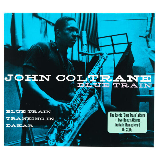 John Coltrane - Blue Train - 2 CD