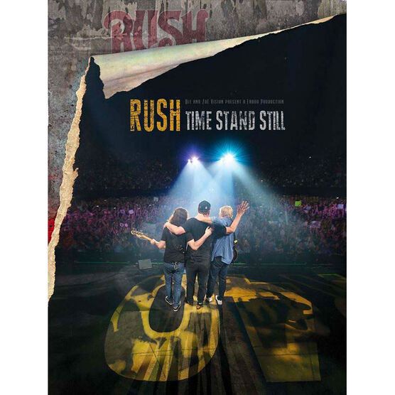 Rush - Time Stand Still - Blu-ray