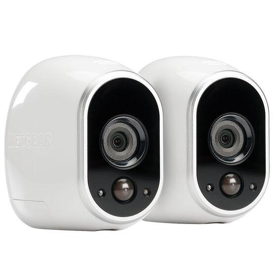 Netgear Arlo 2-Camera Wireless HD Security System - VMS3230-100PAS