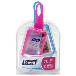 Purell Advanced Jelly Wrap Hand Sanitizer - 2x30ml