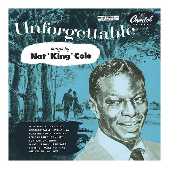 Nat King Cole - Unforgettable (Capitol 75th Anniversary Collection) - Vinyl