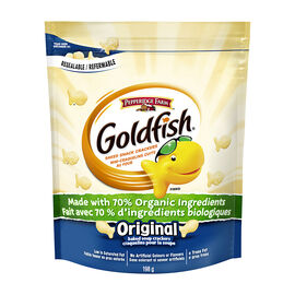 Pepperidge Farms Organic Goldfish - Original - 198g