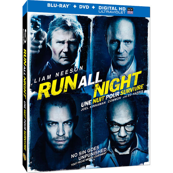 Run All Night - Blu-ray + DVD + Digital HD
