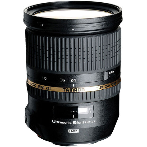 Tamron 24-70mm VC Lens for Nikon - 104A007NII