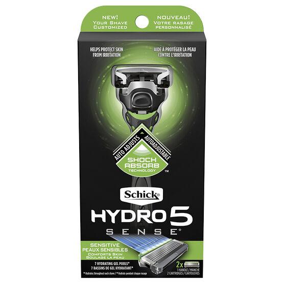 Schick Hydro 5 Sense Sensitive Men's Razor