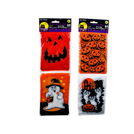 Halloween Candy Bag - 4x6in/60 pack