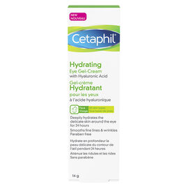 Cetaphil Hydrating Eye Gel-Cream - 14g