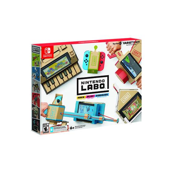 PRE-ORDER: Nintendo Labo Variety Kit