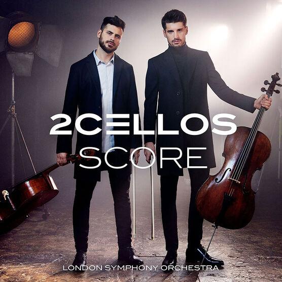 2Cellos - Score - CD