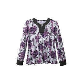 Silvert's Women's Knit Neck Sweater - Small - XL