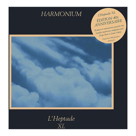 Harmonium - L'Heptade XL - 180g Vinyl