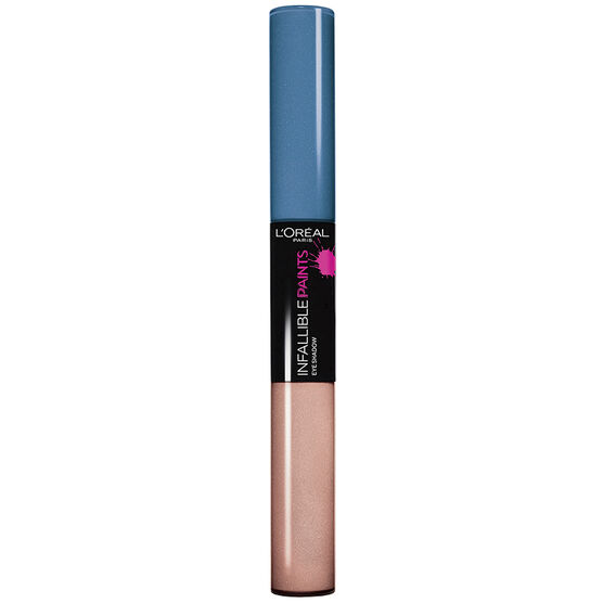 L'Oreal Infallible Paints Eyeshadow - Aqua Aura