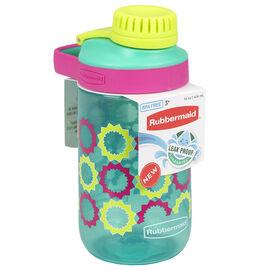 Rubbermaid Kids Sip Hydration Bottle - Green - 414ml