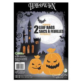 Danson Pumpkin Leaf Bags