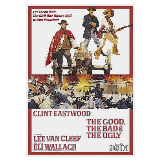 The Good, the Bad and the Ugly - DVD