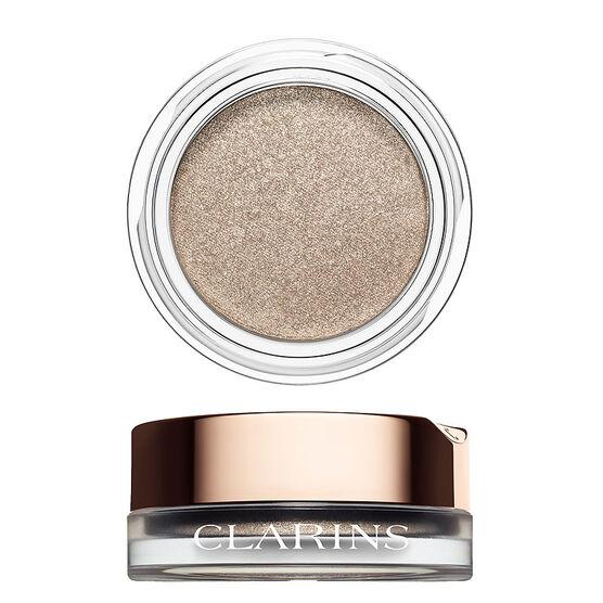 Clarins Shimmery Eye Shadow - 04 Silver Ivory