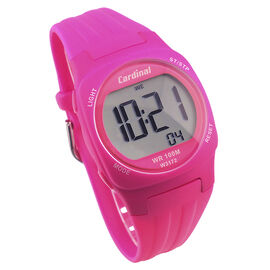 Cardinal Ladies Sport Watch - Pink - 3172