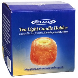 Relaxus Tea Light Candle Holder - L0150