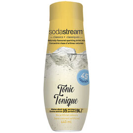 SodaStream Fountain Style Syrup - Tonic Water - 440ml
