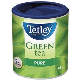 Tetley Green Tea Bags - 24's