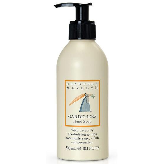 Crabtree & Evelyn Gardeners Liquid Hand Soap - 300ml