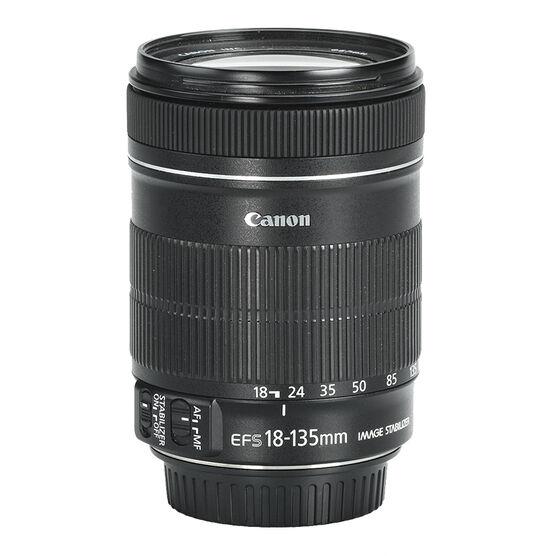 Canon EF-S 18-135mm f/3.5-5.6 IS STM Lens - 6097B002