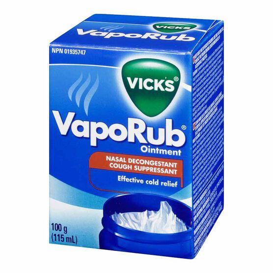 Vicks VapoRub Ointment - Original - 115ml