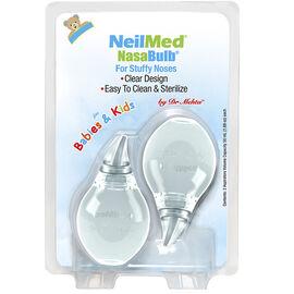 NeilMed NasaBulb - 2 pack