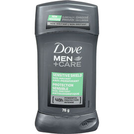 Dove Men+Care Sensitive Shield Antiperspirant Stick - 76 g