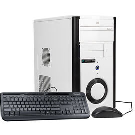 Certified Data Intel Core i5-7400 Desktop Computer - 240GB SSD