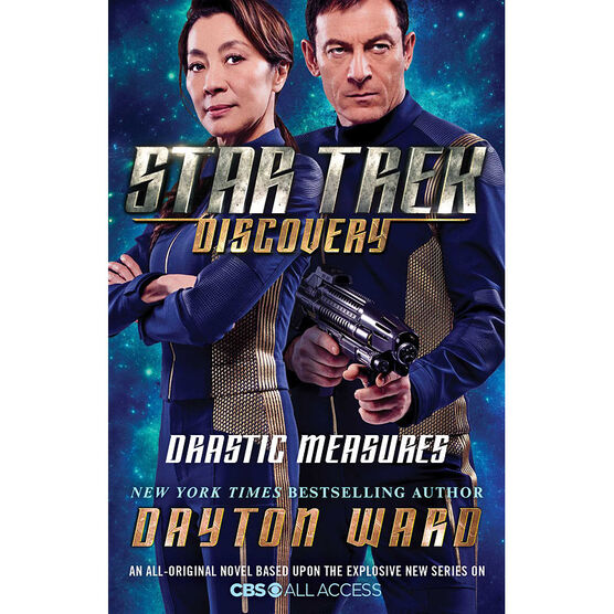 Star Trek Discovery V2 by Dayton Word