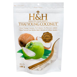 H&H Thai Dried Young Coconut - 180g